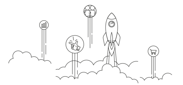 A depiction of Accelerators.