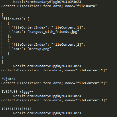 How to Implement the File Upload Process In A REST API