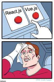 react-vue-decision