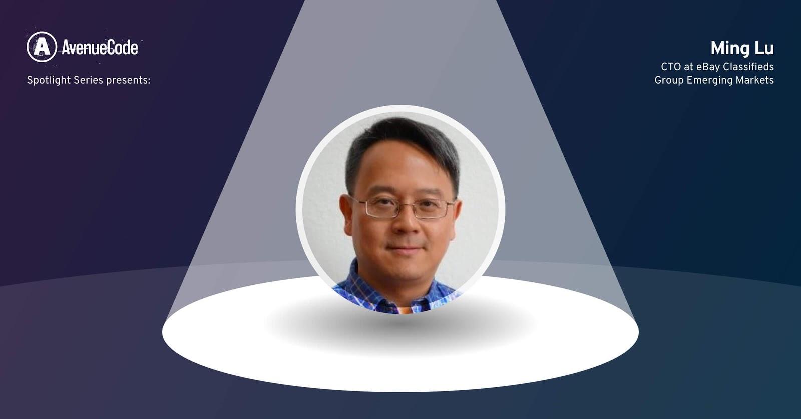 AC Spotlight - Ming Lu
